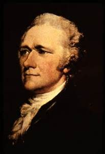 Colorful People From Our Nation's History: Alexander Hamilton 1757-1804, 1086 Hits