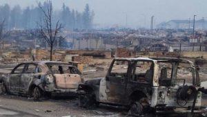Canada's Wildfire