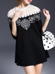 Crochet On Black