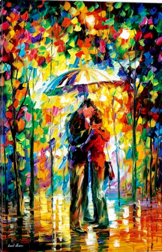 The Artist Afremov 368 Hits