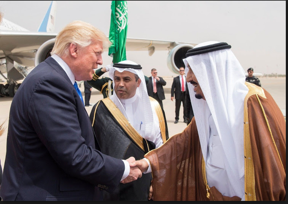 The Significance of the President's Trip to Saudi Arabia, Israel and Western Europe 237 Hits