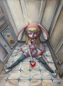 Pop Surrealism Art 09/23/16