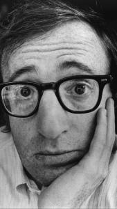 Only Woody Allen