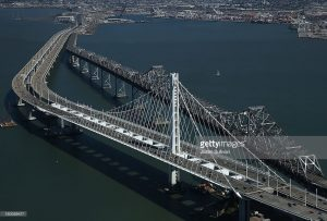New Bay Bridge Went to China Contractors 1030 Hits