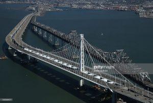 New Bay Bridge Went to China Contractors 1934 Views