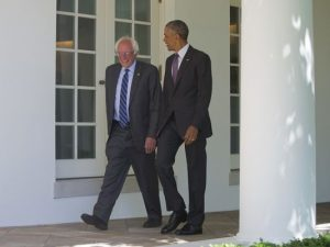 President Obama Seeking Democratic Unity From Bernie Sanders