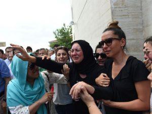Turkey bombers from Russia, Uzbekistan and Kyrgyzstan
