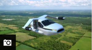 Part car, Part plane, Part drone 08/26/16