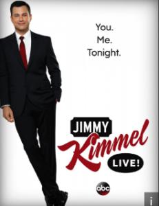 Good Morning – Jimmy Kimmel Show 09/22/16