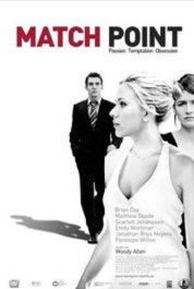 """Movie """"Match Point"""" Written and Directed by Woody Allen 09/14/2016"""