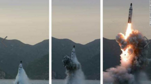 North Korea Launched 21 Missiles & Fourth Nuclear Test in 2016
