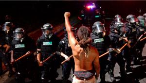 Deadly Protest in Charlotte, North Carolina 09/21/16