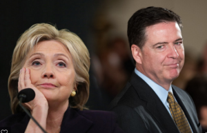 Former FBI Director James Comey Tied To The Clinton Foundation Before Hillary's Investigation
