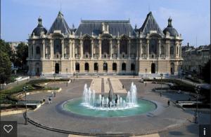 The Fine Arts Museum ~ Palais des Beaux-Arts of Lille