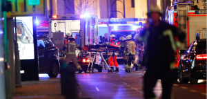 Berlin Terrorist Attack – Behemoth Truck Plowed Through A Crowd