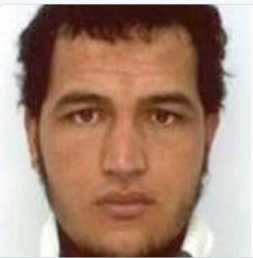 Terrorist Anis Ami Wanted for the Berlin Christmas Market Attack