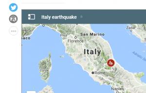Breaking World News Italian Hotel Hit By Avalanche 01/18/17