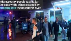 Istanbul Terrorist Attack: Manhunt for attacker who killed 39 in nightclub