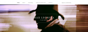 Film Maker Max Leonida 543 Hits