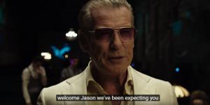 """Movie Trailer """"Urge"""" with Pierce Brosnan"""
