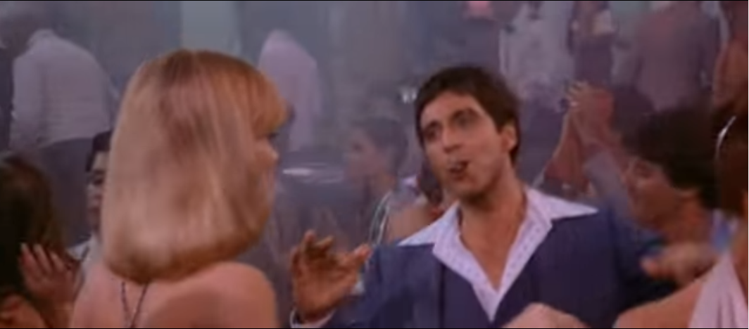 A Movie Scene ~ Scarface ~  426 Hits