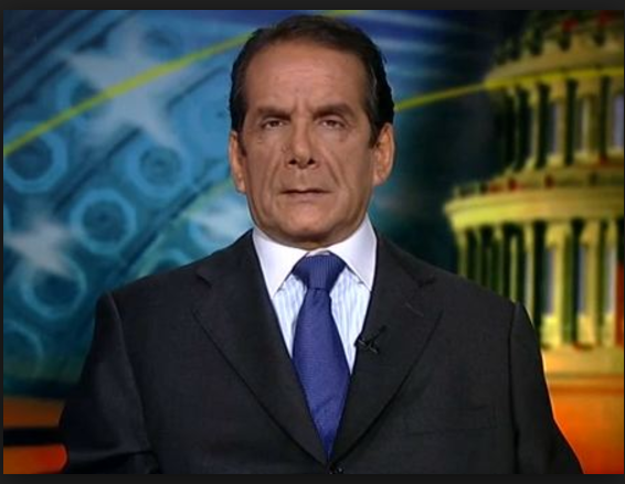 The State and Future of the Middle East ~ Charles Krauthammer 283 Hits
