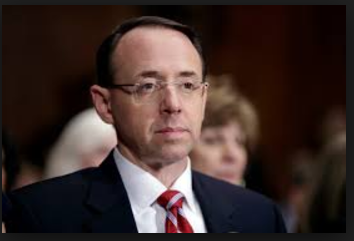 DOJ Deputy Attorney General Rosenstein's Deceptive Motives 1534 Views