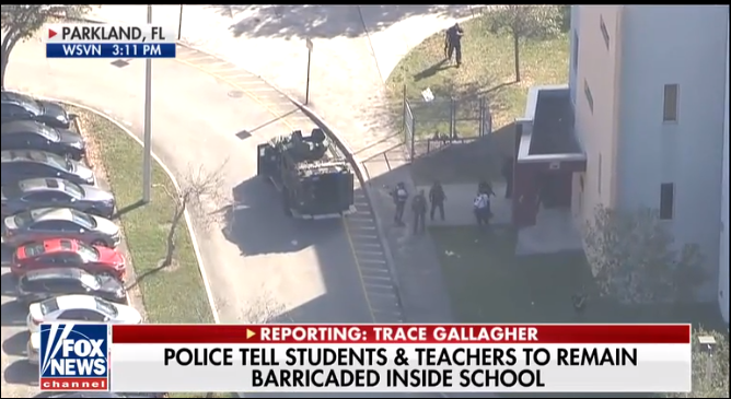 """02/23/18 """"Out of the mouths of babes."""" FBI Botched The FL HS Shooting 156 Hits"""