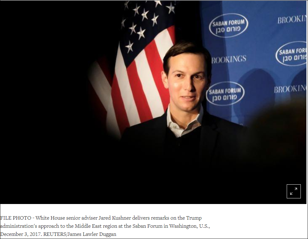 02/28/18 New York Regulator Asks Deutsche & Other Banks About Kushner Loans 349 Views