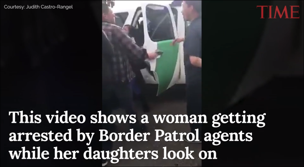 A Must Read ~ Illegal Criminal Immigrant Arrested by Border Control ~ Video went viral 1159 Hits