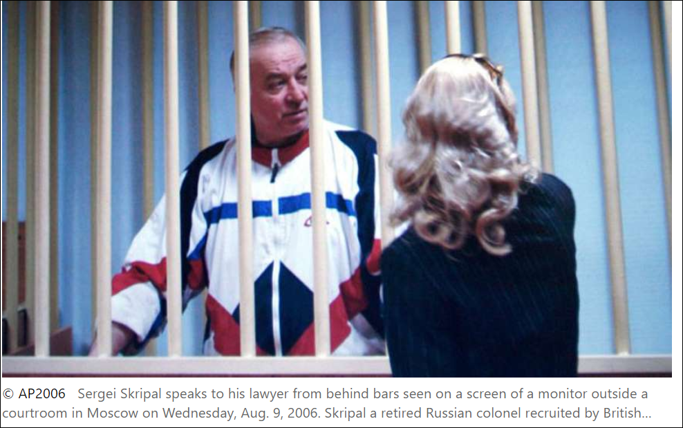 Ex-Russian Spy Sergei Skripal and Daughter Poisoned ~ Pressure on UK To Act and Investigate