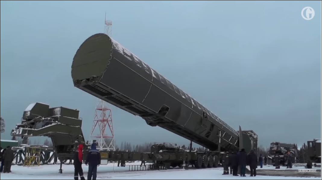 Breaking News: Does Russia have 'Unstoppable' Supersonic Missile? A Brutal War With North Korea 244 Views
