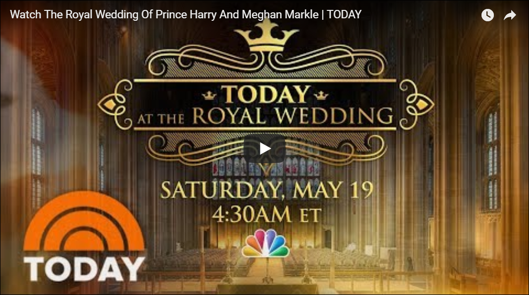 Royal Wedding Presents The Duke & Duchess of Sussex & After Wedding Portraits 1239 Views