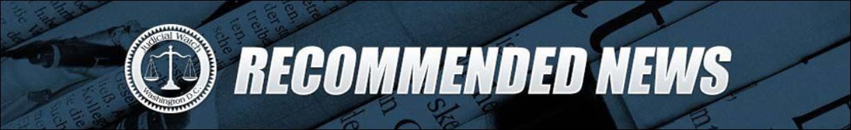 Don't Miss Judicial Watch's Comments Regarding IG Horowitz Report 1114 Hits