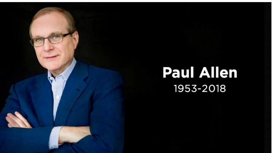 Remembering Paul Allen
