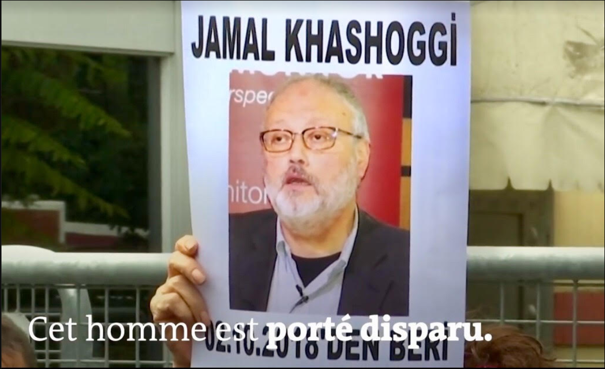 Jamal Khashoggi Goes Missing Tied to Saudi Prince Alwaleed & Las Vegas