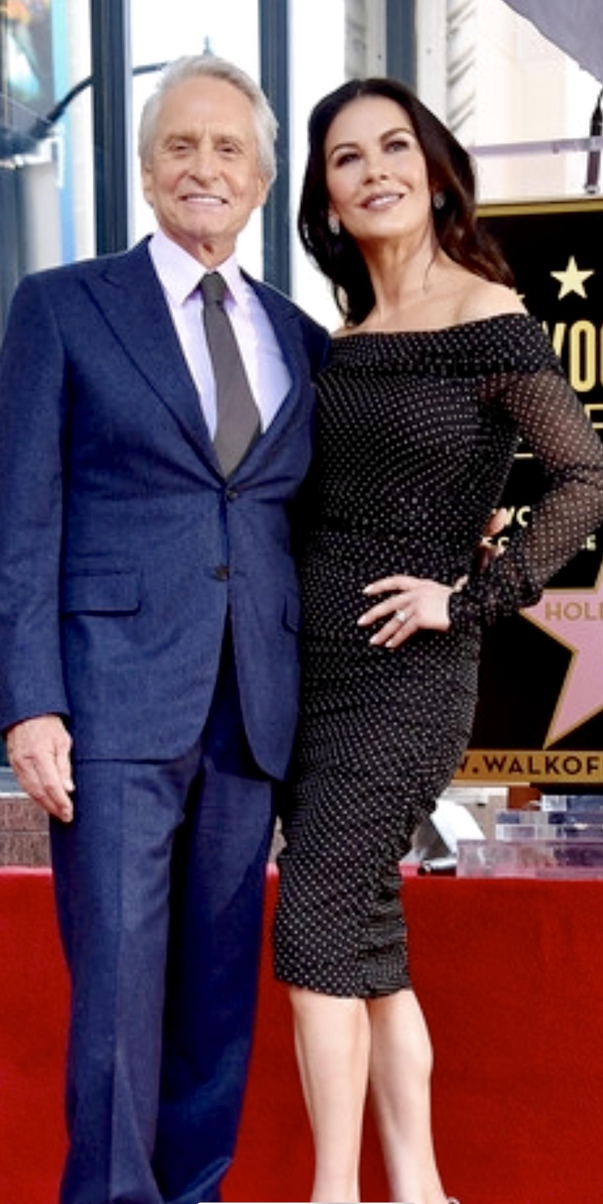 Life Stories: Michael Douglas and Catherine Zeta-Jones 147 Views