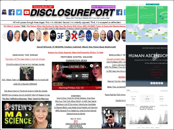Don't Miss Disclosureport.com
