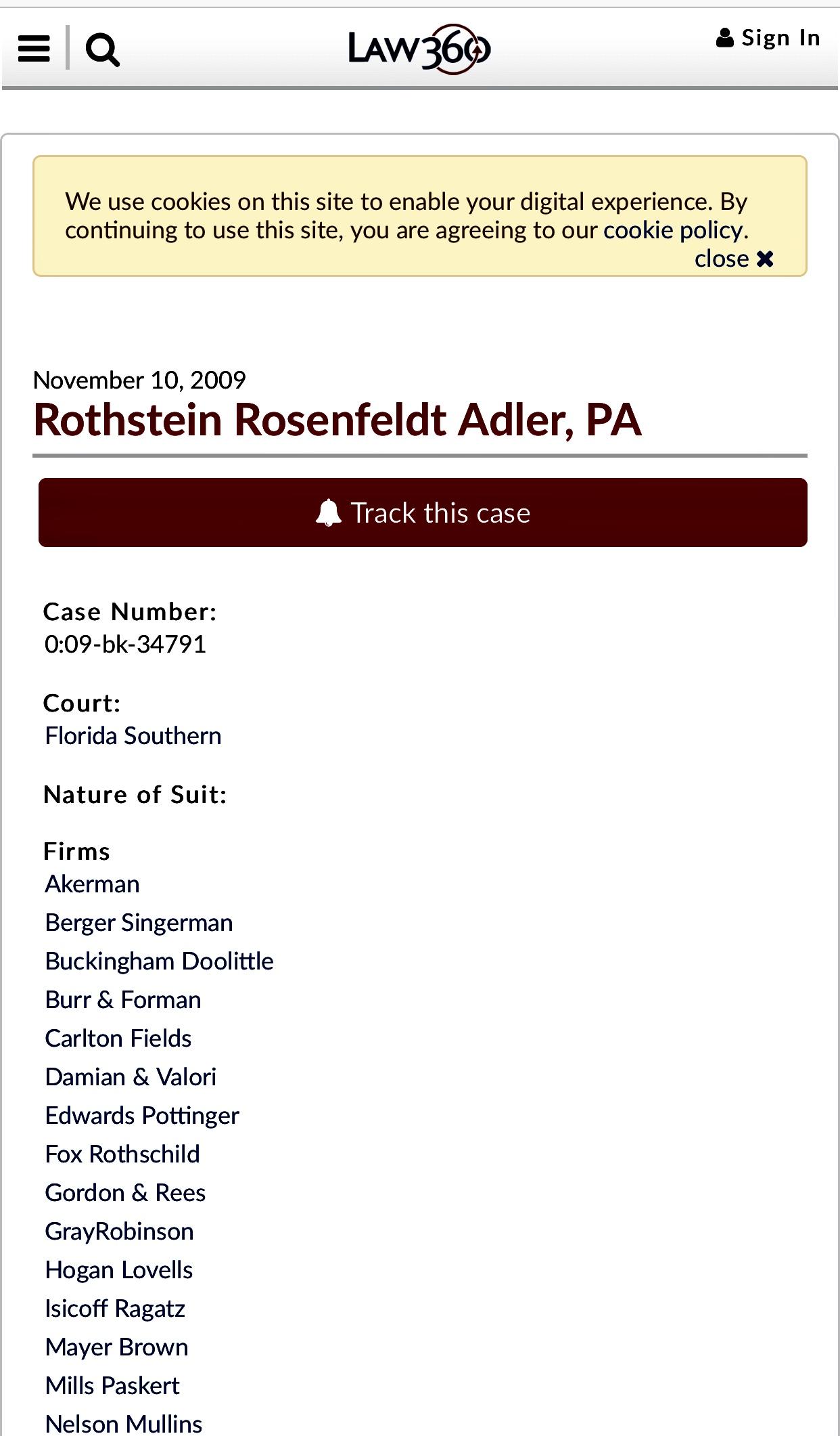 Jeffrey Epstein, Rothstein Rosenfedt Adler, And The World's Largest $1.2 Billion Dollar Ponzi Scheme
