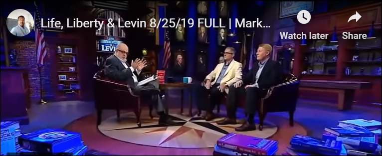 Life, Liberty and Levin: Socialism vs Capitalism Very Important Program