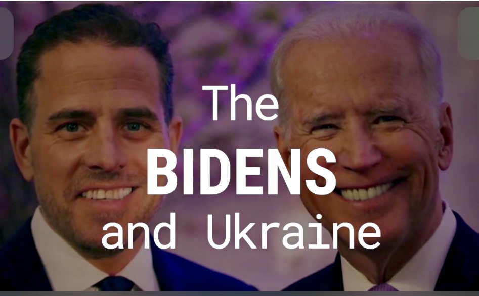 Biden, Son Hunter, Obama, Soros & Hillary All Tied To The Corruption In Ukraine