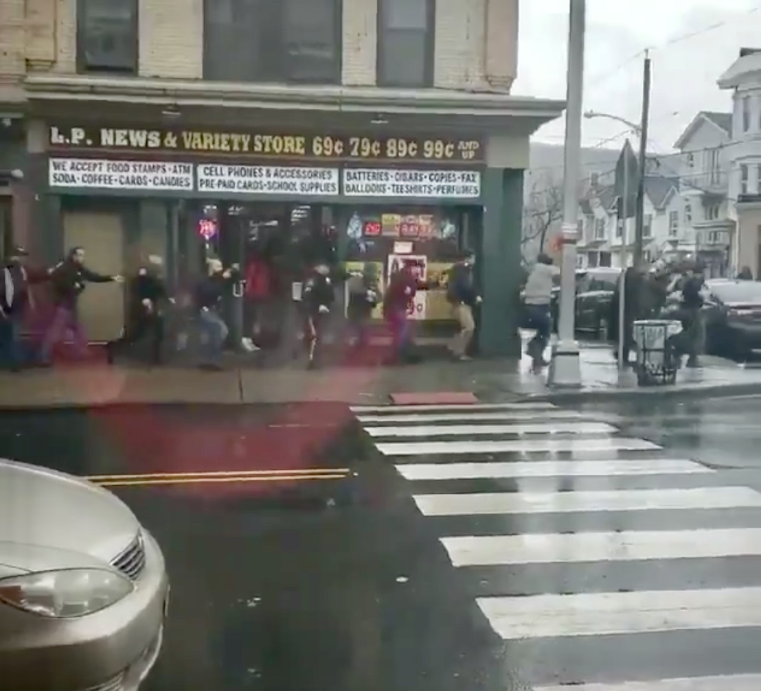Breaking News Shooting in New Jersey; 6 Dead; 1 Police Officer & 2 Shooters