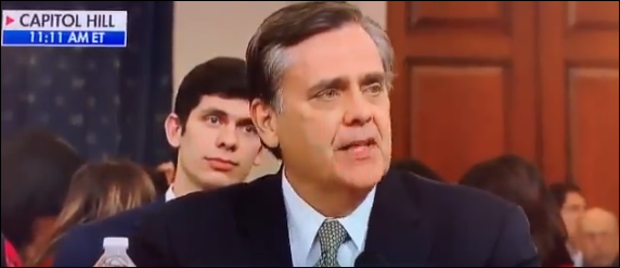 House Judiciary Committee Impeachment Hearing Professor Jonathan Turley