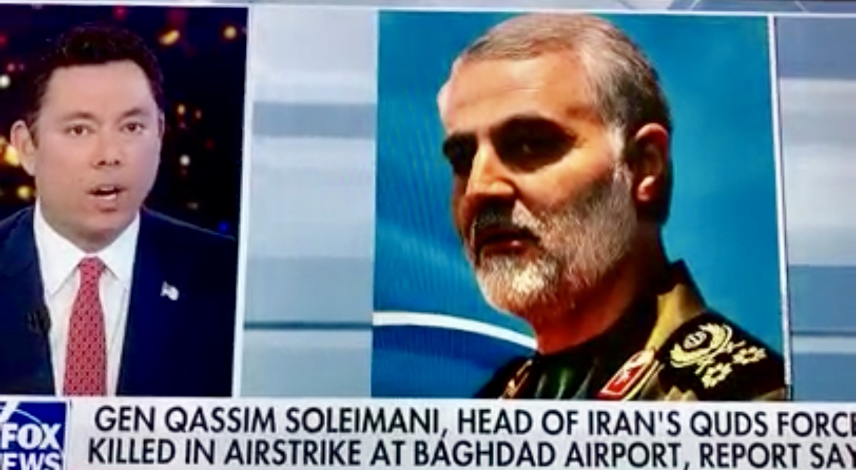 The Killing of Iran General Qassim Soleimani