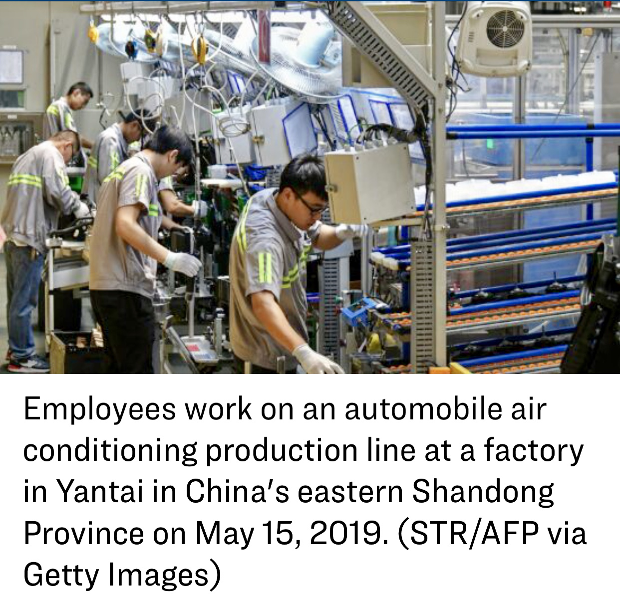 Coronavirus Outbreak Causes Disruptions in Global Auto Production