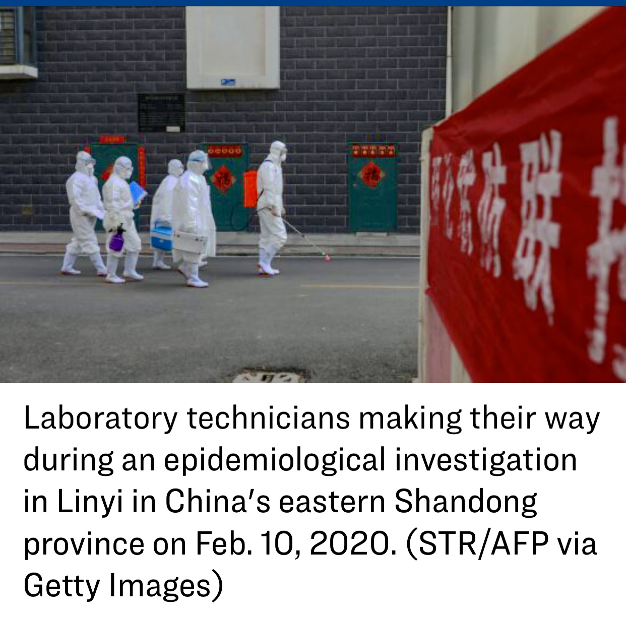 Documents Reveal Coronavirus Up to 52 Times Higher Than Reported in China's Shandong Province