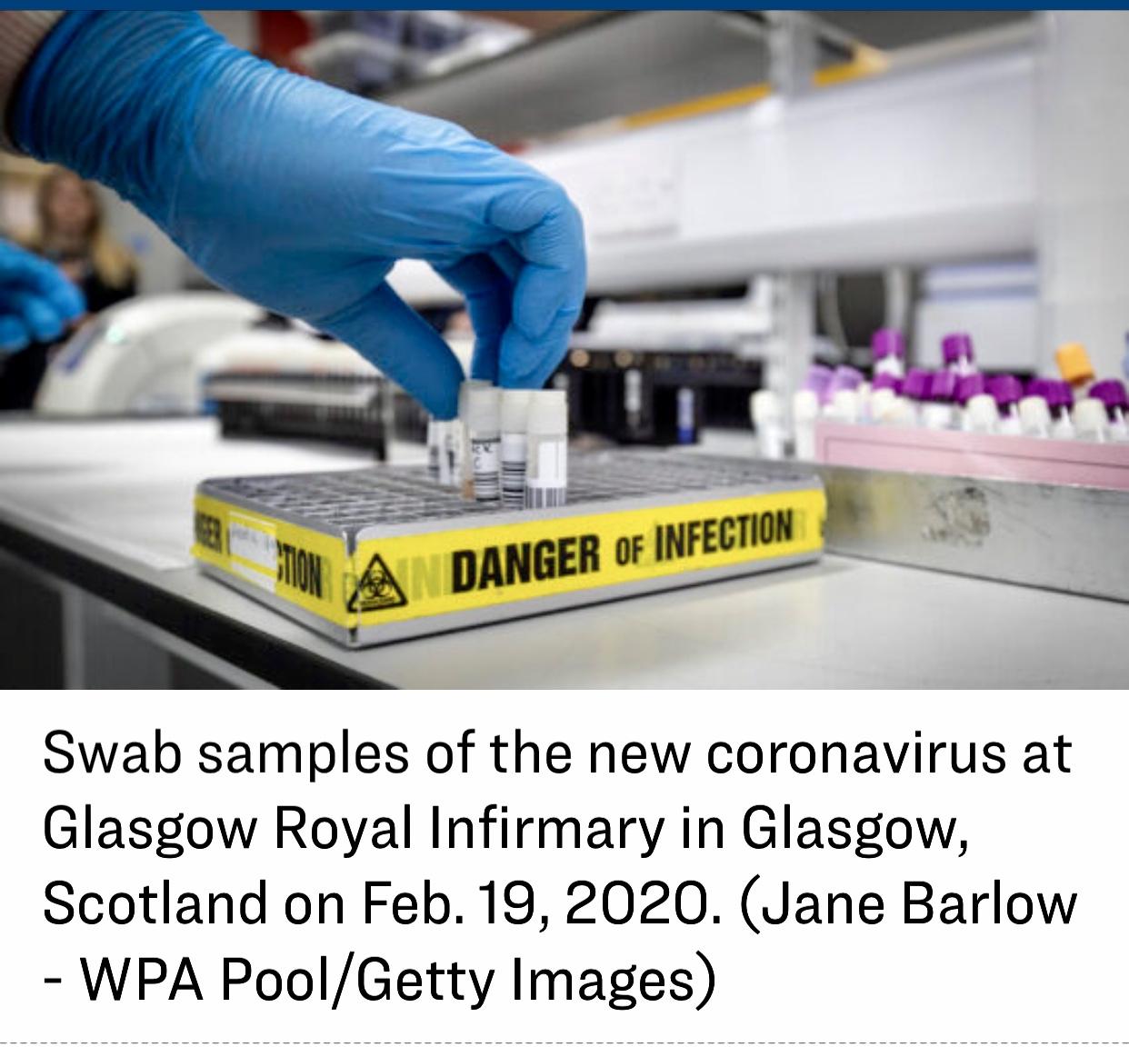 Coronavirus Exposed America's Heavy Reliance On China For Medicine