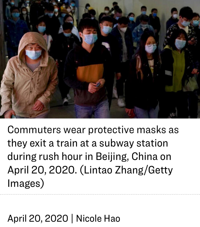 Virus Outbreak in Beijing Marked 'High-Risk