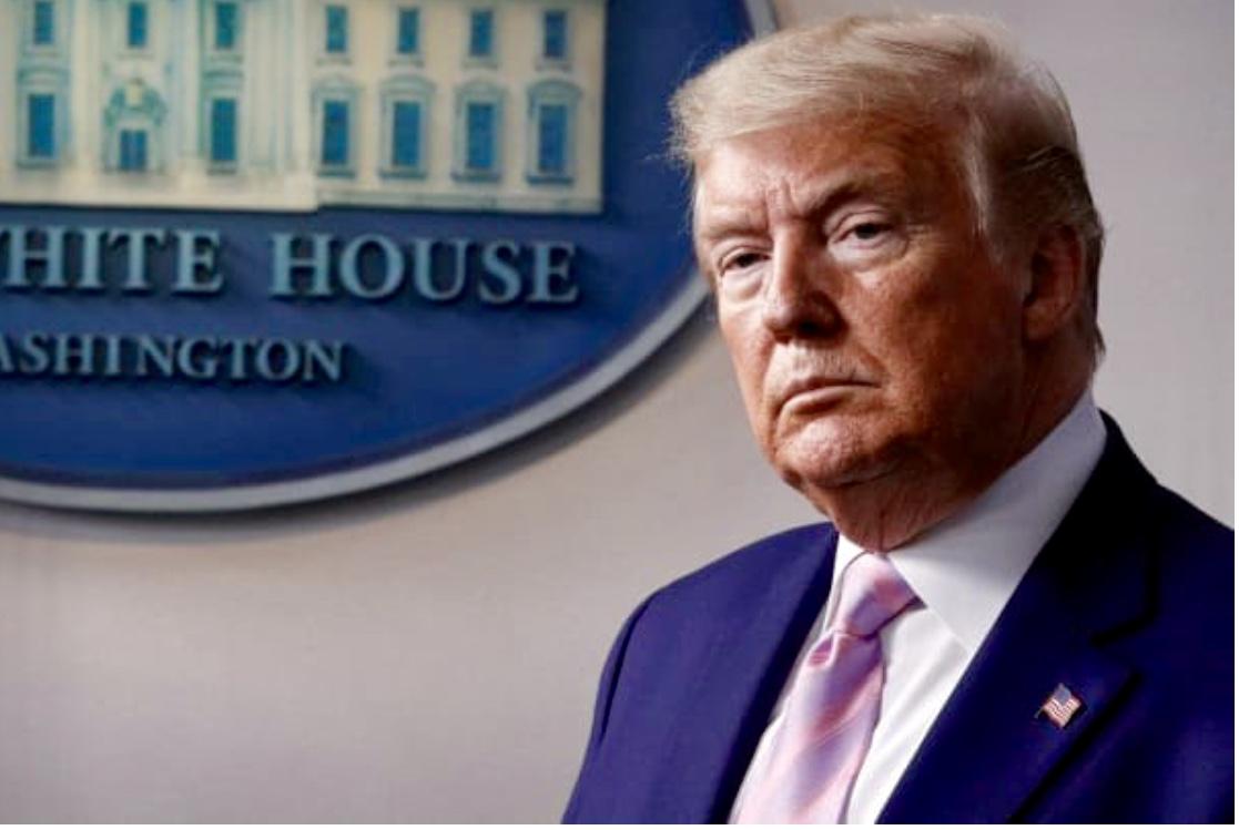 President Trump Considering Halting Domestic Flights Between Coronavirus Hot Spots