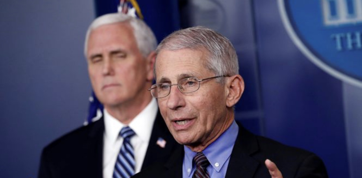 The Conflict of Interest of Dr Anthony Fauci